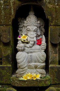 ganesh shrine bali